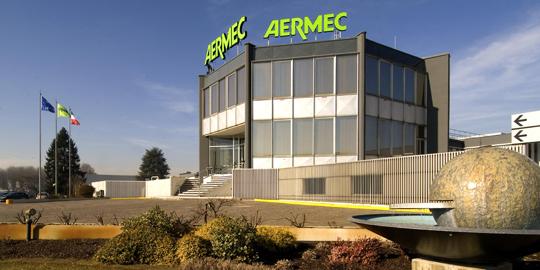 Оборудование AERMEC
